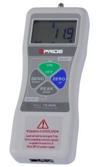 FS series Digital Force Gauge Digital push pull gauge With Real Time / Peak Force Modes