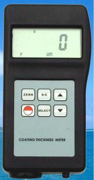 Multi-Coating Thickness Gauge used for measuring thickness and corrosion of pressure vessels,chemical equipment